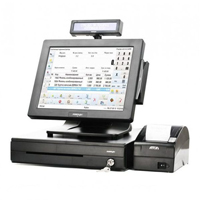 POS-система ForPOSt Бутик 15 quot; (АТОЛ FPrint-22ПТK, Windows POSReady, Frontol 6)