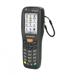 Терминал сбора данных Datalogic Memor X3 (лазерный, Green-Spot, 25 key, WiFi BT 256X512 WCE Pro6.0)